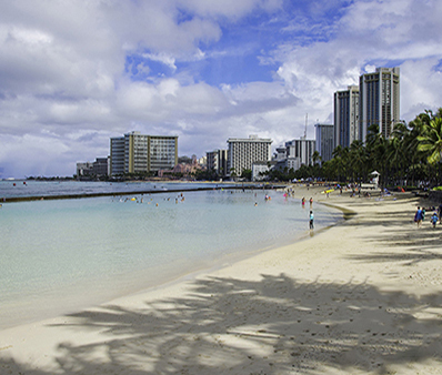 We can get you to Hawaii on our cheap vacation packages.